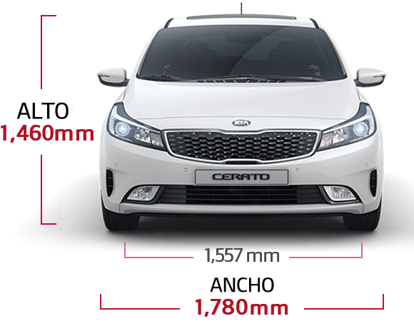 Kia Cerato 5 Door Dimensions